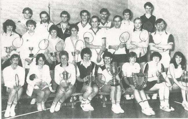 Club Membership in 1983-84