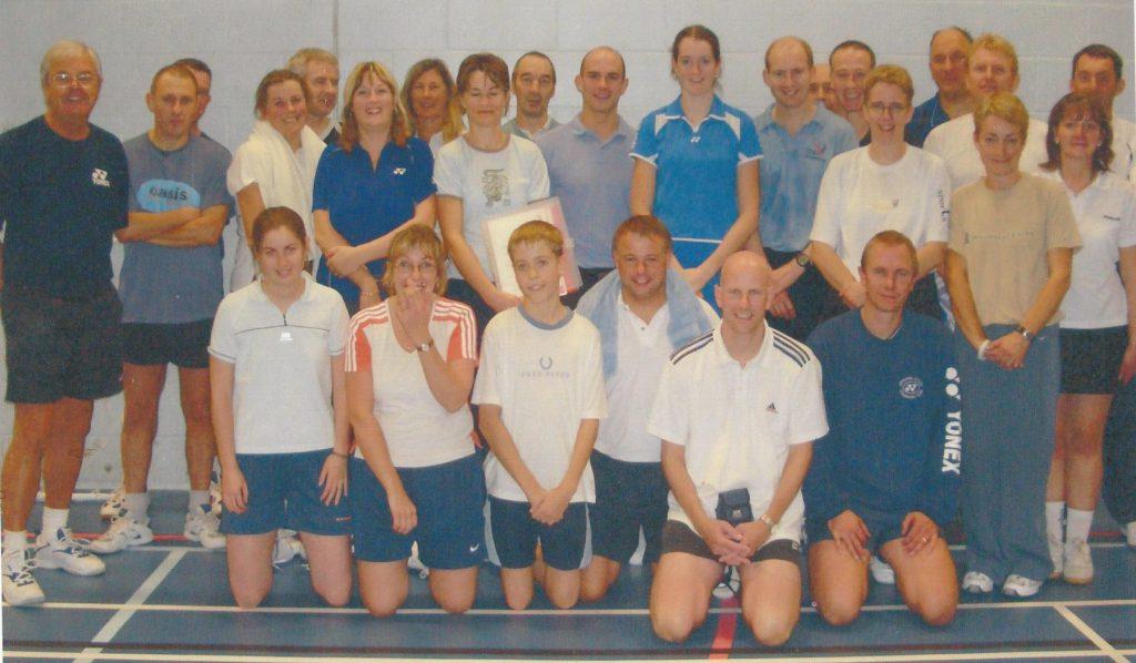 Club Membership in 2005-06